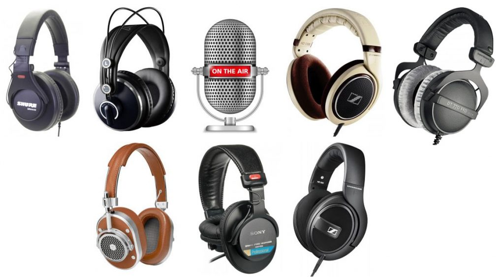Our guide on the best podcast headphones