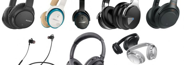 The Best Wireless Bluetooth Headphones for Travel