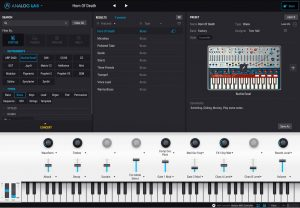 The best synthesizer virtual instrument in the market