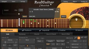 Our second favorite guitar virtual instrument