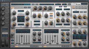 A highly rated synthesizer virtual instrument