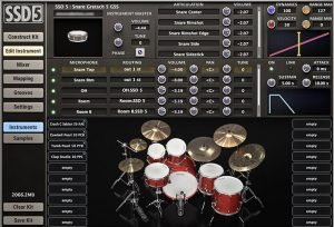 By far the best drums VST plugin if you have the cash