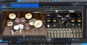 Yet another drums VST plugin to look into