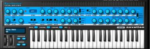 Novation's easy and simple bass virtual instrument software