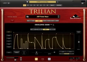 The best bass virtual instrument in the market