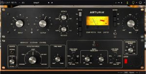 Arturia's best compression effects plug-in