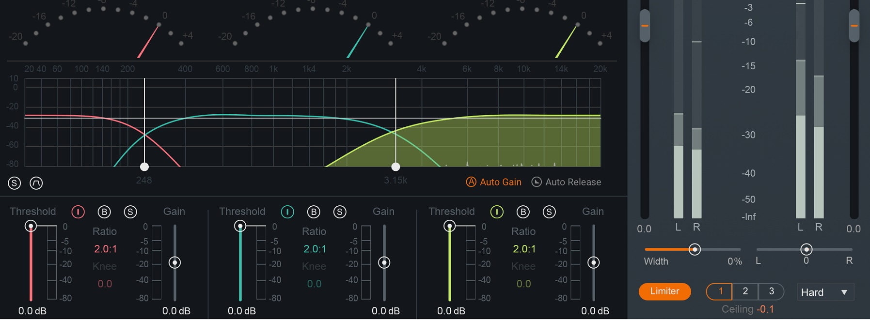 Here's a neat review on the best compressor VST effects plug-ins in the market