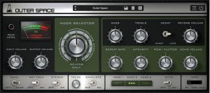 A simple yet smooth delay FX plug-in