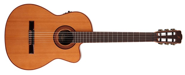 The last type of acoustic guitar body we'll list