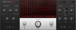 Native Instrument's popular delay effects software