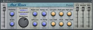 The last reverb plugin VST we'll recommend
