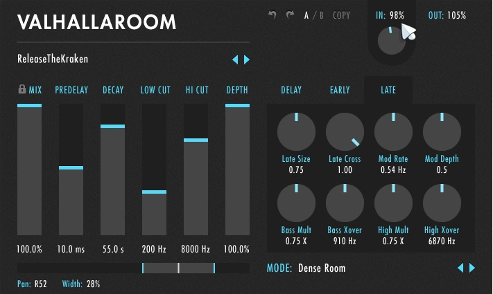 Valhalla makes some of our favorite reverb plugins