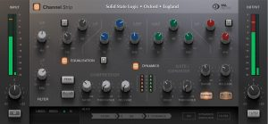 SSL is a top notch brand when it comes to EQ effects