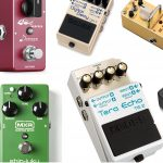 What are the different guitar pedal types?