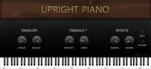 Our last pick as the best free piano VST