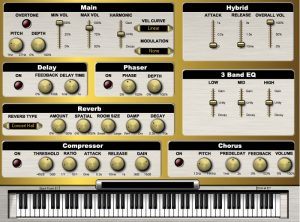 Sound Magic's popular free piano VST