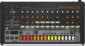 A good second choice as the best drum machine for starters