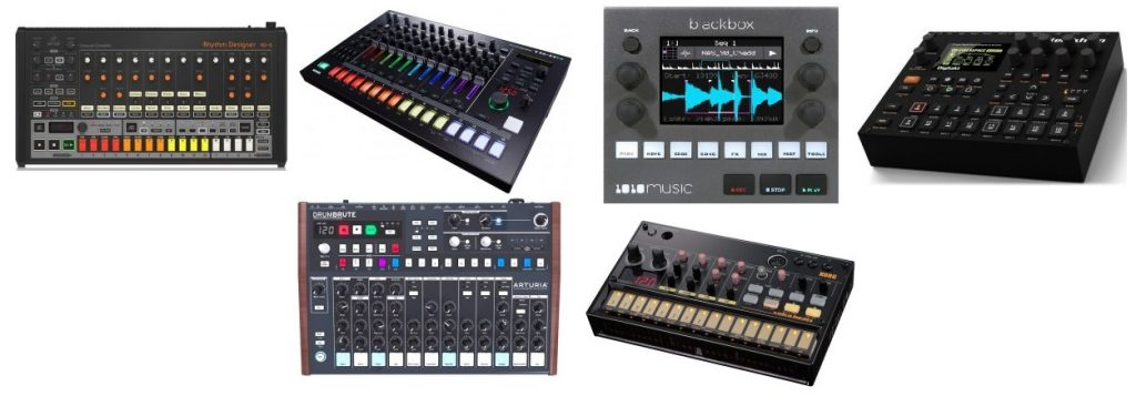 We gathered the best beginners drum machines