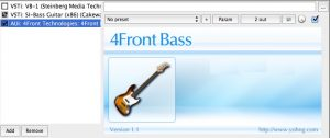 The second best bass instrument plugin for free