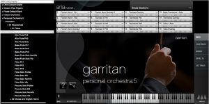 Garritan's hugely popular orchestral software