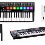 The Best MIDI Keyboards for Under $500 Budgets