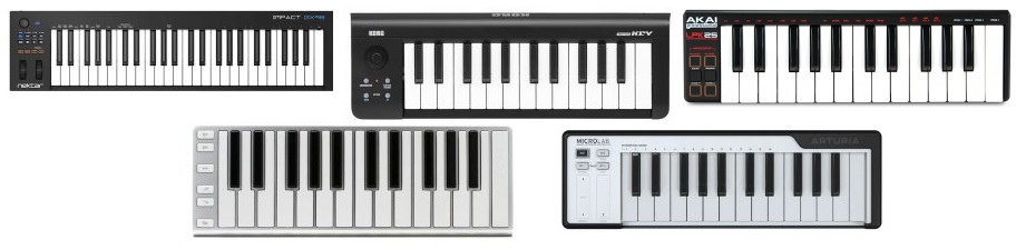 A lower price-point here can still grab us a valuable MIDI keyboard
