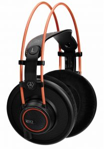 AKG's best studio headphones under $500
