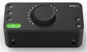 Audient's highly rated audio interface under $200