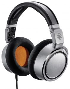 Neumann isn't usually known for headphones but these are highly rated