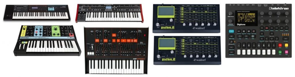 The best synths for under $1,000 dollars