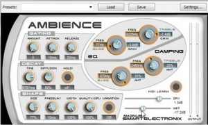 An old school verb but great plugin