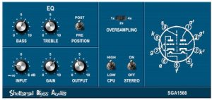 Our last pick as the best free saturation plugin for music production