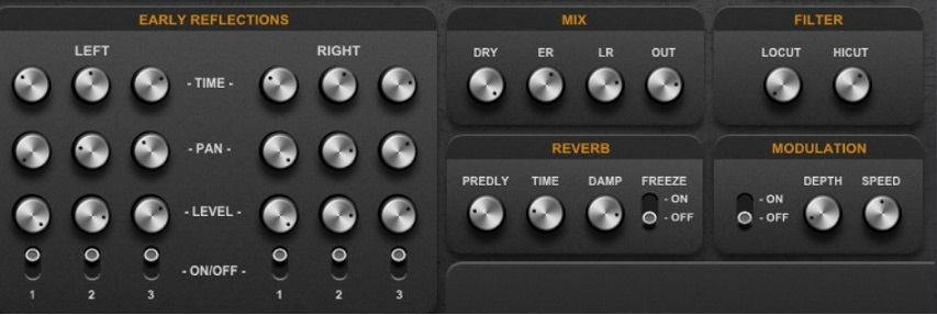 We collected a couple of our favorite free reverb plugins for music production